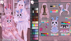 [^.^Ayashi^.^] Light side gachas special for The Imaginarium (Ikira Frimon) Tags: rigged hud anime m3 utilizator nice head mesh ayashi doll outfit hair blogger costume frimon ikira follow post blog fashion sl life second event girl beautifully special exclusive tsg kawaii kawai cute hairs sensuality lovely sexually cosplay secondlife gacha rare wavy long averagelength medium quiff forelock bang bow bobbypin barrette curl heartbreaker kisscurl accessory headbands rim ears collar lightsidegachasspecialfortheimaginarium lightside theimaginarium light side imaginarium