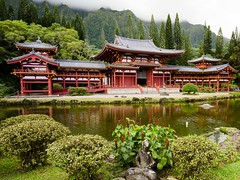 Byodo-In Temple (fenicephoto) Tags: