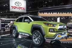 Future Toyota Adventure Concept (ccmonty) Tags: 2017laautoshow conventioncenter dtla laautoshow laas losangeles losangelesconventioncenter toyota autoshow automobile car cars concept downtownlosangeles vehicle california unitedstates