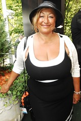 HALINA PAWLOWSKA (clarin1077) Tags: boobs breasts tits juggs cleavage huge big massive czech author gigantic wow milf gilf hot sexy tanned heavy bbw