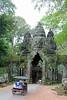 Victory Gate in the east of Angkor Thom (nnnina78) Tags: asia southeastasia südostasien asien kambodscha cambodia angkorarcheologicalpark angkorthom gate citygate
