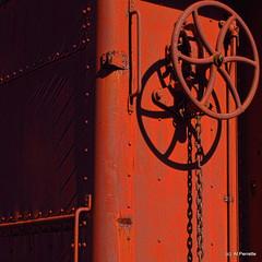 Brake Wheel (Al Perrette) Tags: alperrette