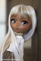 Toasted Marshmallow (YummySweetsDolls) Tags: custom pullip full conniebees connie bees yummy sweets dolls yummysweetsdolls candy dessert fc blythe jun planning groove