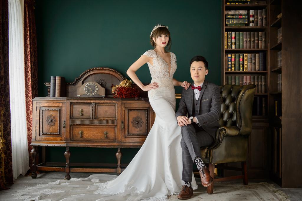 婚攝小勇, 小寶團隊, 自助婚紗,niniko,Che?ri 法式手工婚紗-013
