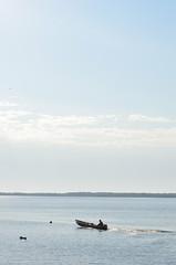 Simple Things (LukeMagalhaes) Tags: simplethings landscape sp cananeia nikon sea ocean sky