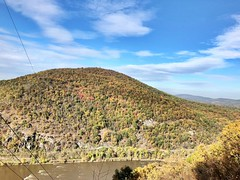 an afternoon in the country ⛰ 🍂 💦 (anokarina) Tags: harpersferry westvirginia wv appleiphone8 country autumn blueridgemountains appalachiantrail shenandoahrivervalley river mountains trees woods fall clouds shenandoahriver jefferson nationalparkservice nps nationalpark park