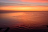 Ligurian sunrise (dominiquesainthilaire) Tags: leverdesoleil méditerranée mediterranean sea sky orange yellow blue boat bateau fishing clouds seascapes water eau glow riviera italy italia italie noli liguria ligure calm calme aube dawn nikon nikond7100 worldtrekker