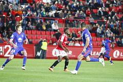 Nàstic 1-2 R. Oviedo