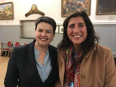 The inspirational Ruth Davidson