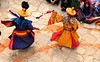 Nepal- Mustang- Lo Mantang- Tiji festival (venturidonatella) Tags: nepal asia mustang lomantang buddhism tiji tijifestival buddismo buddha persone people gentes hymalaya nikon nikond300 d300 monks monaci colori colors dance danza cham