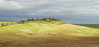 Hill in Tuscany under the clouds (Darea62) Tags: landscape cretesenesi hill farm nature tuscany cypress olive trees cloudy clouds agriculture cultivation farmhouse podere fields asciano