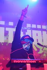 Beat:Cancer Festival: Electrowerkz, N1: 18-November 2017: Bitman (amodelofcontrol) Tags: beatcancer electrowerkz industrial bitman