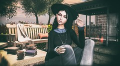 I live for this clarity (Anika ♥ Catching up slowly) Tags: essences beusy cae miss chelsea pixicat mila catwa chez moi furnitures kalopsia scarlet creative hayabusa designs on9 decocrate collab88 applique kustom9 k9 pocketgacha secondlife