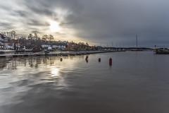 Lovely grey in Son, Norway (Ingunn Eriksen) Tags: son vestby akershus norway seaside oslofiord oslofjorden waterreflections nikond750 nikon