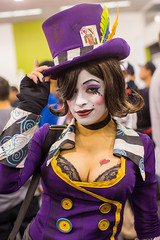 Mad About Hatters (Thomas Hawk) Tags: california comiccon comicconsiliconvalley conventioncenter cosplay costumeplay svcc svcc2016 sanjose sanjoseconventioncenter siliconvalleycomiccon fav10 fav25 fav50