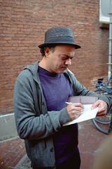 EXPLORE THE NORTH  (90 van 183) - (2017-11-25) Marc Henri Queré.jpg (explorethenorth) Tags: events zaterdag 2017 festival friesland leeuwarden hassanblasim etn17 explorethenorth marcdefotograaf luthersekerk programma locatie nl