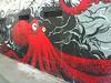 Street art, port de Sainte-Catherine à Locmiquelic (Bretagne, Morbihan, France) (bobroy20) Tags: locmiquélic morbihan france bretagne dessin streetart tag artderue art port radedelorient paysdelorient riantec