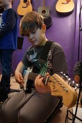 DSC08140 (NYC Guitar School) Tags: nyc guitar school nycgs showcase upper east side yes 2017 12217 performance live music recital student teacher kids teens bass drum singer play rock star rockstar roll plasticarmygirl samoajodha samoa jodha