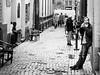 (fernando_gm) Tags: street man monochrome monocromo monocromatico callejera calle city ciudad bw blackandwhite blancoynegro people person persona gente fujifilm fuji xt1 airelibre 35mm f14