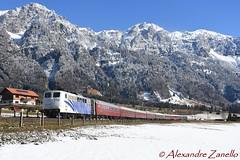 BR 151 056, Bings (A) (Alexandre Zanello) Tags: br151 lokomotion alpenexpress bings radin arlberg arlbergbahn westrampe vorarlberg