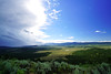 Terrific sky over Grand Teton seen from Signal Mountain, Wyoming, USA (Andrey Sulitskiy) Tags: usa grandteton wyoming