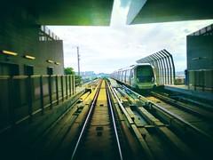 RapidKL Kampung Selamat (SBK02) MRT Station - Jalan Sungai Buloh - http://4sq.com/1lrBmHb #keretapi #selangor #travel #holiday #trains #railway #Asian #Malaysia #旅行 #度假 #火车 #亚洲 #马来西亚 #MRT #building #高楼 #雪兰莪