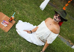 LA Day of the Dead 2017 (Eras Photography) Tags: noncosplay photography facepaint faceart westhollywood hollywoodforevercemetery dayofthedead ladayofthedead