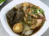 ก๋วยจั๊บน้ำข้น / Guay Jab Nam Khon (NuCastiel) Tags: stew eatery bloodjelly asian asia iphone7 apple iphone coriander cilantro more delicious blood ricenoodle crispyporkbelly crispy food dish soup noodle dinner meal eating ate eat bangkok thailand thai chinese