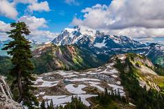 Mt Baker (ValeTer_) Tags: nikond5000 cascademountains mountbaker usa washingtonstate nature mountain landscape