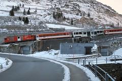 Schöllenen - Matterhorn Gotthard Bahn (Kecko) Tags: 2017 kecko switzerland swiss schweiz suisse svizzera innerschweiz zentralschweiz uri gotthard schöllenen gorge schöllenenschlucht schöllenenmätteli schöllenenbahn mgb matterhorngotthardbahn bahn eisenbahn railway railroad swissphoto geotagged geo:lat=46661780 geo:lon=8586670