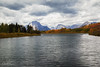 Autumn at Ox Bow Bend (buffdawgus) Tags: autumn canon5dmarkiii canonef24105mmf4lisusm fall grandtetonnationalpark landscape lightroom6 oxbowbend rockymountains snakeriver tetons topazsw wyoming
