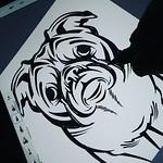 Caricature WIP . . . #wip #caricature #caricatures #digitalart #digitalcaricature #digitalartist #sketch #draw #drawing #illustration #instaart #instaartist #instagood #artoftheday #cartoon #ipadart #ipadcaricature #artofinstagram #autodesksketchbook @aut thumbnail
