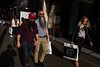 ZZ Top in love (Gary Kinsman) Tags: fujix100t fujifilmx100t london w1 westend oxfordstreet candid streetphotography streetlife 2017 shopping crowd crowded zztop inlove beards longbeard couple people person