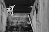 Et en haut  la chaise (zuhmha) Tags: marseille france vallondesauffes line courbes curve geometry géométrie escalier stair chair chaise