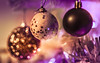 Boule de Noël ! (Cedraw) Tags: boulesdenoël boules bouledenoël noël guirlande guirlandelumineuse guirlandeled guirlandeélectrique hiver neige branches arbres arbredenoël lumière luminosité lumineux décorationdenoël décoration couleurs coloré festif fête sapin sapins sapindenoël épines sigma sigma1750mm nikon nikond5300