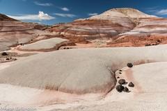 Red Hills of Utah (Ralph Earlandson) Tags: bentonitehills utah capitolreef desert coloradoplateau