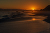 As the sun sets in the sky, telletubby says goodbye(for 2017) (Nature Boy17) Tags: sunset beach eyrepeninsula southaustralia