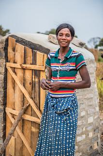 Lucia Chilufya, Zambia. Photo by Chosa Mweemba.