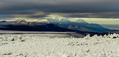 Lever de soleil sur la Cordillère (brunomalfondet) Tags: altitude pérou leverdesoleil panorama montagne neige elitegalleryaoi bestcapturesaoi aoi