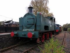 Summerlee (Fred J Carss) Tags: summerlee train preserved no9 hudswellclarke