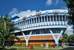 Gedung Keuangan Negara Denpasar (Ya, saya inBaliTimur (using album)) Tags: denpasar bali architecture arsitektur building gedung office kantor
