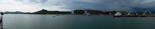 Port de Lembar