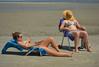Working on that sun tan (radargeek) Tags: beach hiltonheadisland sc southcarolina hat cellphone tanning portroyalplantation