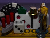 """game pieces (Peeb-OK) Tags: macromondays memberschoicegamesorgamepieces """"macro mondays"""" this week's theme """"member's choice games or game pieces gamesorgamepieces"""