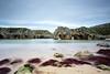 Playa de las Cuevas de Mar (magomu) Tags: asturias españa mar sea cantabrico agua water lee filter filtro bigstopper