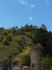 Rocca Calascio_17P5132387_20K_EM5II_40150 (Paolo Chiaromonte) Tags: paolochiaromonte olympus omdem5markii micro43 mzuikodigitaled40150mm128pro roccacalascio abruzzo italia italy travel rovine ruins