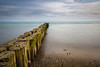 the way in (michael.taferner) Tags: canon eos 6d 1635f4l sea water clouds long exposure wood sky sand beach nd filter
