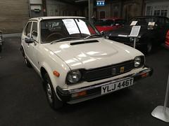 Honda Civic 125 (auto) (VAGDave) Tags: honda civic 125 auto 1978