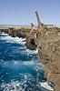 Cliff Jumping at Ka Lae (EnviroTrekker) Tags: hawaii bigisland winter pacific ocean kalae southermostpointinus southpoint cliffdiving