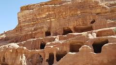 JORDANIA (Grace R.C.) Tags: jordania petra antigüedad cueva cave roca rock